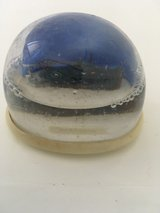 collectible vintage snow globe military submarine in Ramstein, Germany