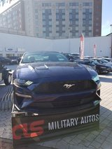 2018 Ford Mustang GT 0 miles END OF YEAR SALE in Grafenwoehr, GE