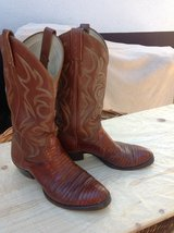 Cowboy Boots/El Dorado - Mens 8 1/2 D in Ramstein, Germany