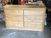 Solid wood Dresser in Schaumburg, Illinois