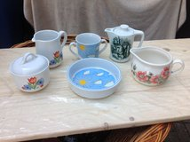Toddler or Baby Cup & Bowl - Cream & Sugar etc in Ramstein, Germany