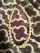 Faux Pearl Choker in Beaufort, South Carolina