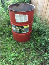 Burn Barrel *ppu* in Beaufort, South Carolina