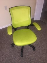Neon Green Office Chair in St. Charles, Illinois