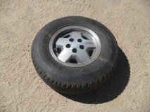 ^^^  Jeep Spare Wheel  ^^^ in 29 Palms, California