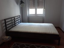 Ikea Mattress with 20 years warranty! 140x200. Used only for 4 months in Wiesbaden, GE