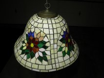 Lighting/ Hanging Tiffany Glass Style Bell Light in Joliet, Illinois