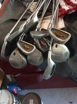 Set of Big Bertha replica golf clubs (full set) in Spring, Texas