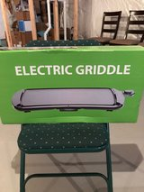 Electric Griddle - New in Box in Aurora, Illinois