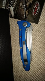 Microtech Socom Delta Stonewashed  Folder Knife in Fort Campbell, Kentucky