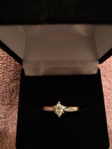 1/4 carat diamond engagement ring in Clarksville, Tennessee