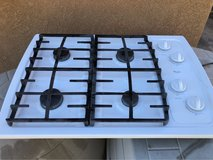 whirlpool 30 inch gas stove top/counter top in Lake Elsinore, California