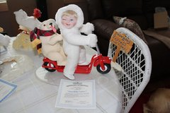 Ashton Drake Gallery-Snow Baby Express in Tacoma, Washington