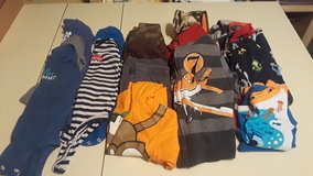 Lot of infant boys 18 month clothes in Fort Lewis, Washington