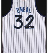 Orlando Magic Jersey Signed by Shaq (JSA COA) in Fort Drum, New York