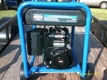 new Devilbiss 5000w portable power generator in Alvin, Texas