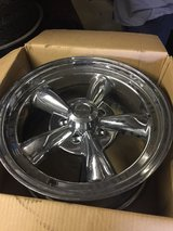 4 Chrome Rims (negotiable) in Moody AFB, Georgia
