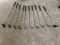 2 Sets of Clubs w/ Bags (Top Flight & Golf Mate) in Hampton, Virginia