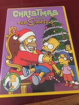 Christmas with the Simpsons DVD in St. Charles, Illinois