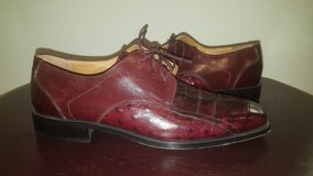 Stacey Adams Dress Shoes (Burgundy) in Sacramento, California