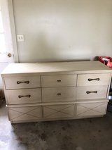 White dresser vintage in Grand Rapids, Minnesota