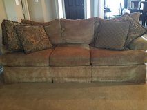 Pillow soft sofa 8 ft. Long by 3ft. 8 Deep. 2ft. 8' high. in Liberty, Texas