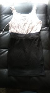 womens black and white dress in Fort Bliss, Texas