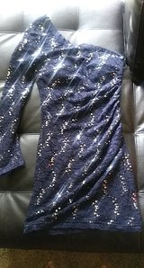 women's blue sparkly dress in Fort Bliss, Texas