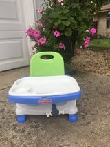 Fisher Price Booster Seat in Bartlett, Illinois