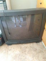 old tv in Wilmington, North Carolina