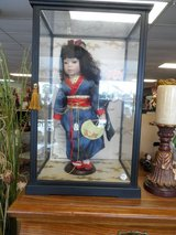 ASIAN DOLL / GLASS CASE IS EXTRA $20 in Cherry Point, North Carolina