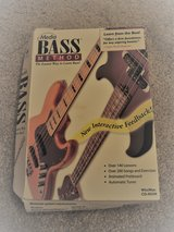 Bass Guitar instructional software (Brand New) in Fort Meade, Maryland