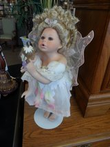 FAIRY DOLL WITH BOX & CERTIFICATE in Cherry Point, North Carolina