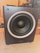 Home Theater Subwoofer (dual voltage) in Fort Meade, Maryland