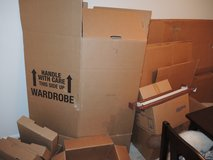 Boxes to move in Fort Meade, Maryland