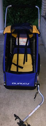 Burley Single Child Bike Trailer in Batavia, Illinois