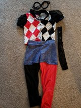 DC Superhero Harley Quinn Halloween costume in Tacoma, Washington