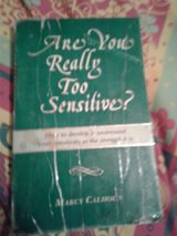 Are you really too sensitive? in Alamogordo, New Mexico
