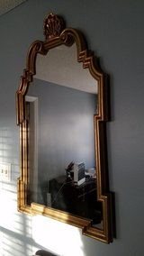 Vintage mirror in Perry, Georgia