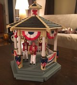 Park Gazebo Table Accent in Naperville, Illinois