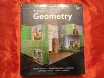 ISBN 978 0544 353 909 - Texas & Teachers Edition - Geometry - Like New in The Woodlands, Texas