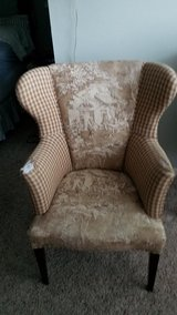 vintage wing chair in Perry, Georgia