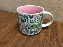 Starbucks New Orleans Louisiana Been There Series Coffee Mug in Ramstein, Germany