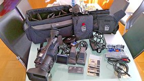 *AWESOME DEAL!* PANASONIC AG-HPX170P PROFESSIONAL CAMCORDER & MANY ACCESSORIES! in Stuttgart, GE