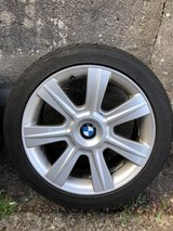 """BMW Original Rims and Tires 17"""" in Ramstein, Germany"""