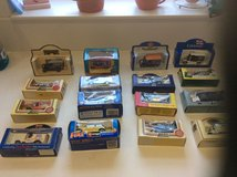 VINTAGE BOXED DIE CAST CARS in Lakenheath, UK