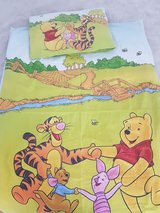 Baby bedding  set, blanket and pillow. Winnie the pooh in Ramstein, Germany