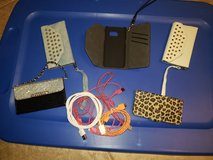 Galaxy S5 (wallet) cases and charging cables in Fort Polk, Louisiana