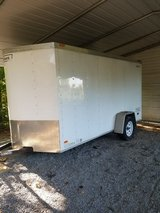 haulmark 6x12 enclosed trailer in Fort Campbell, Kentucky