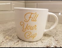 Fill Your Cup Starbucks mug in St. Charles, Illinois